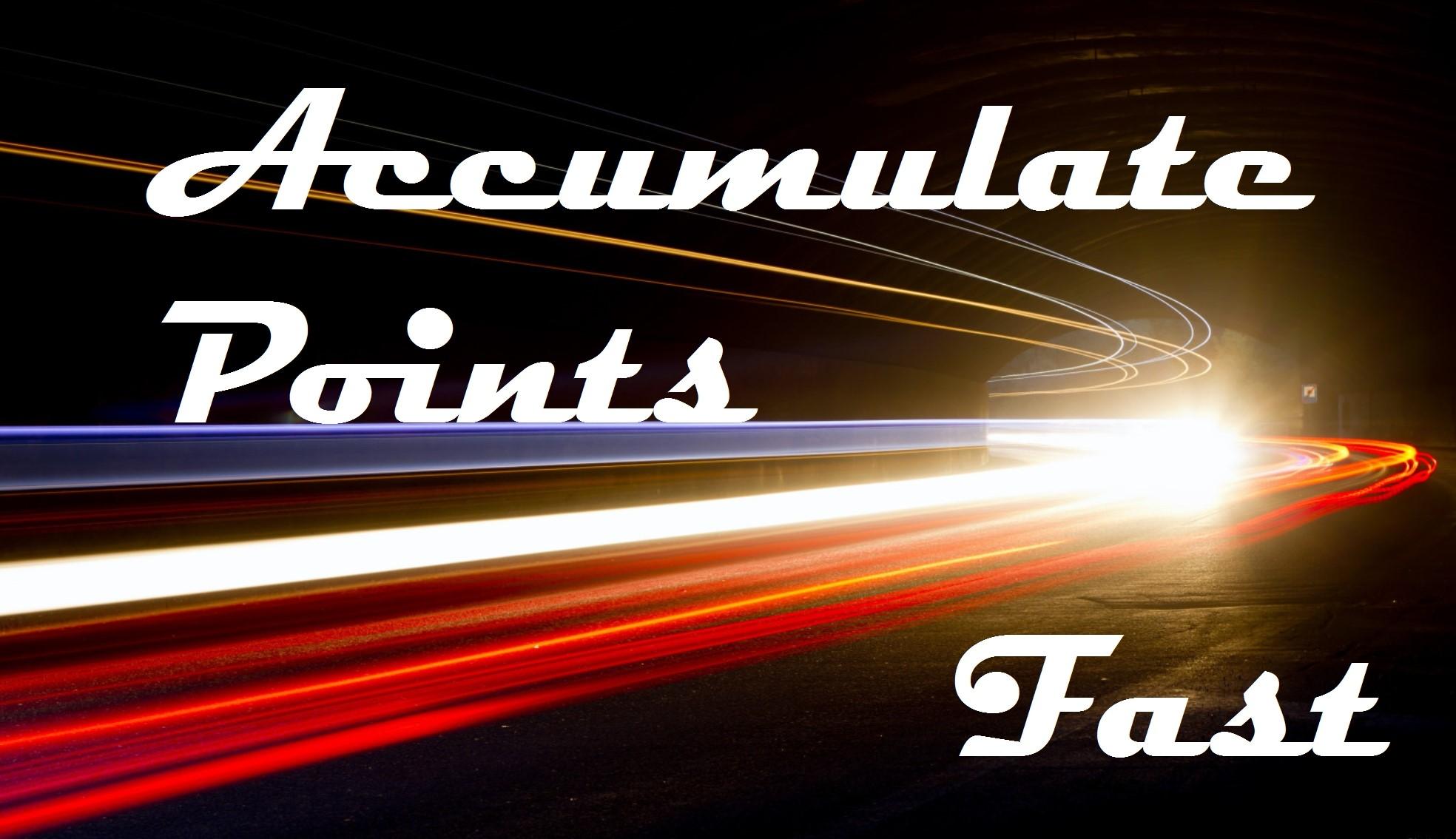 Accumulate Fast